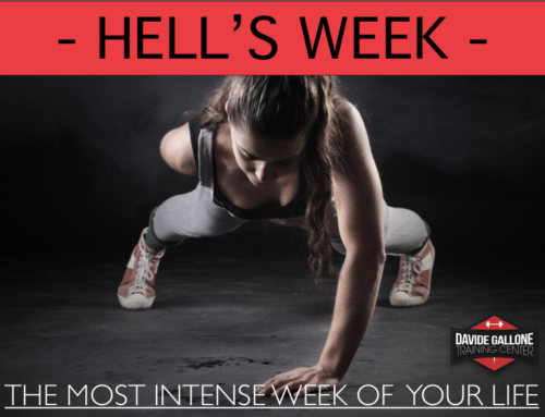 HELL'S WEEK 2020 \ link zoom