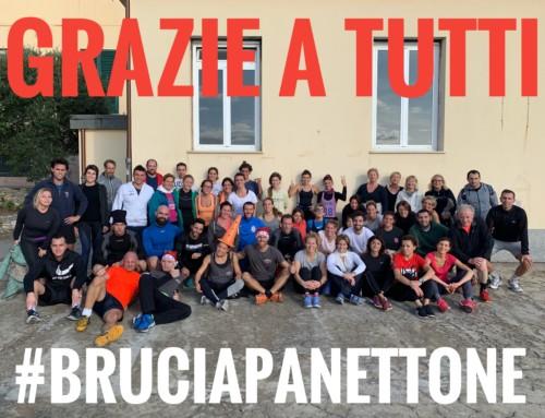 BRUCIAPANETTONE 2018